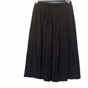 Aritzia Wilfred Borjes Pleated Midi Skirt